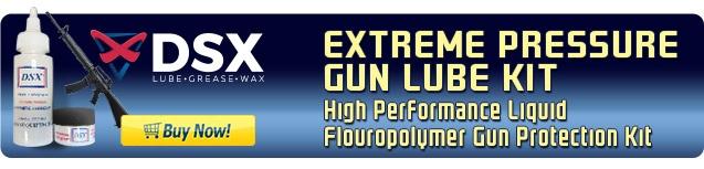 DSX Gun Lube Kit with Flouropolymer