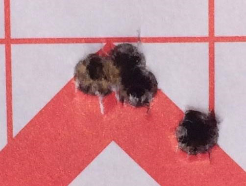 AR15 Grouping Using DSX Products
